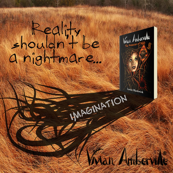Vivian Amberville Book Nightmare Reality