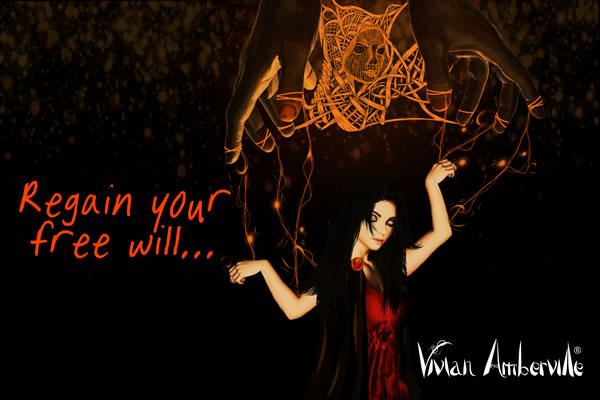 Vivian Amberville puppet free will